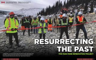 Faro Mine Remediation Project