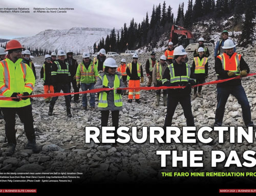 Faro Mine Remediation Project