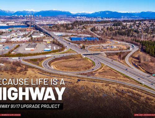 Highway 91/17 Upgrade Project