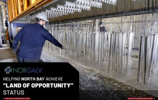 Norgalv - Helping North Bay Achieve 'Land of Opportunity' Status