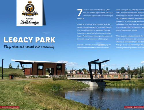 City of Lethbridge – Legacy Park