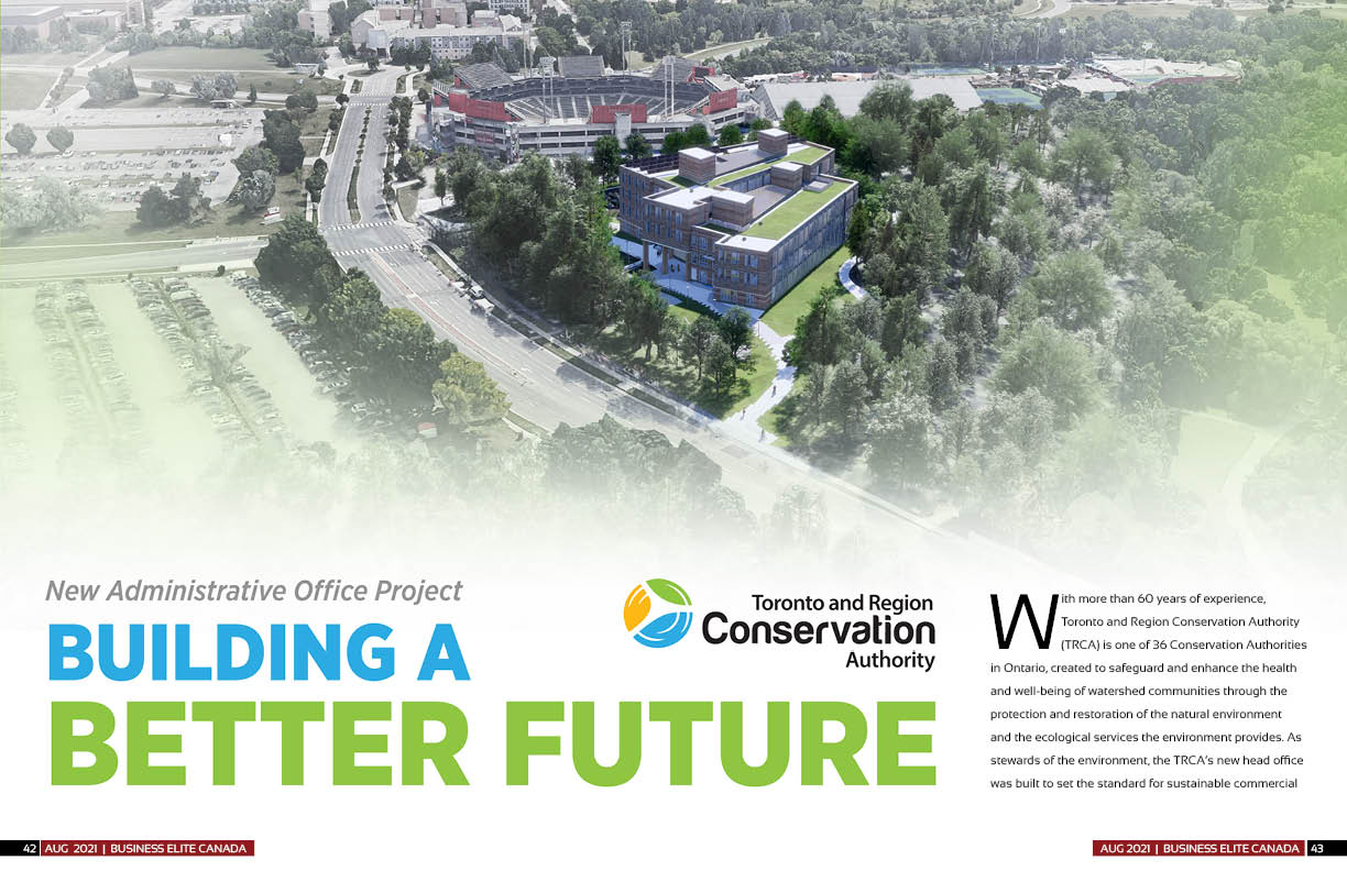 TRCA New Administrative Office Project